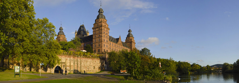 Aschaffenburg, château de Johannisburg