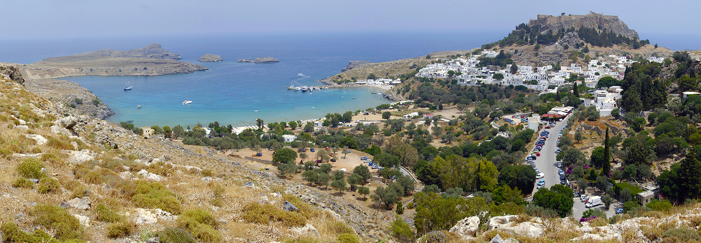 Rhodes, Lindos