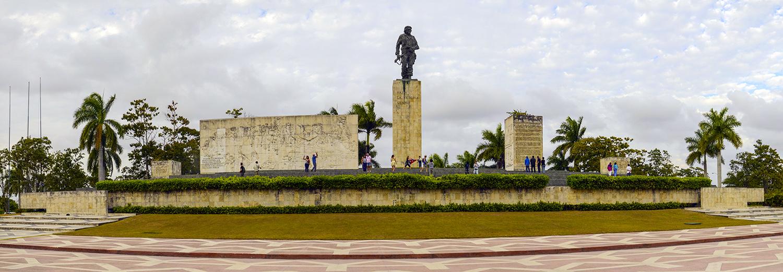Santa Clara, monument Che Guevara