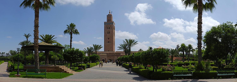 Marrakech, Koutoubia