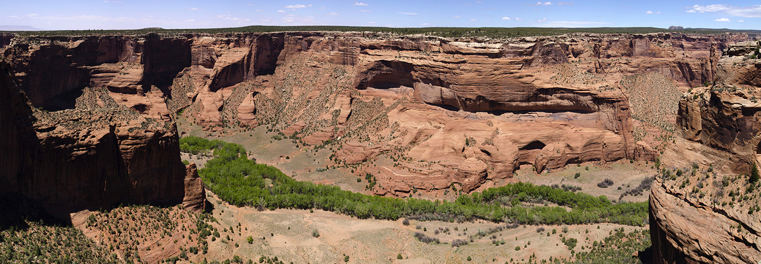 Canyon de Chelly, Face Rock Overlook
