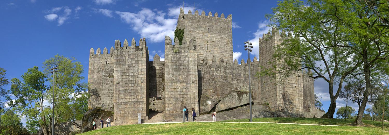 Guimaraes, O Castelo