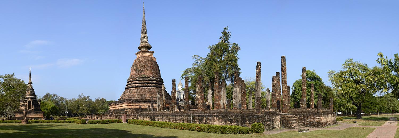 Sukhothai, Wat Sa Sri