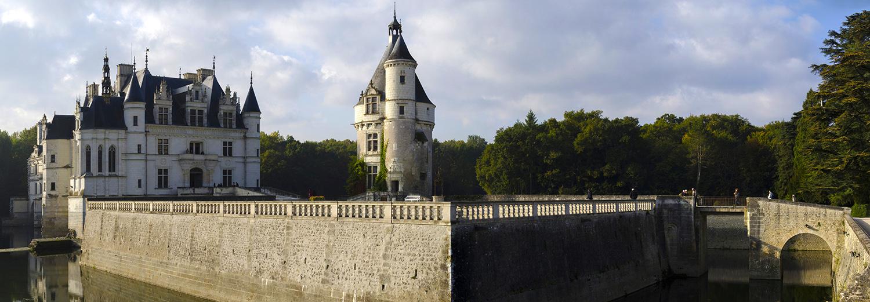 Chenonceaux, le château