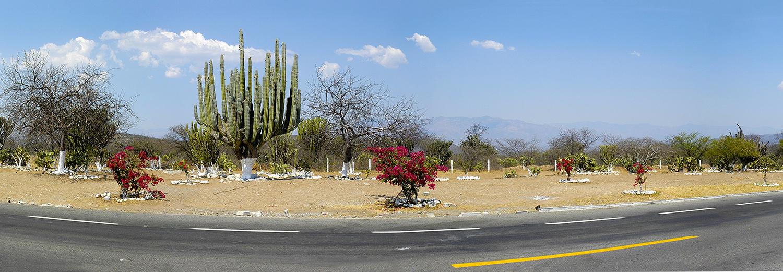 Entre Puebla et Oaxaca