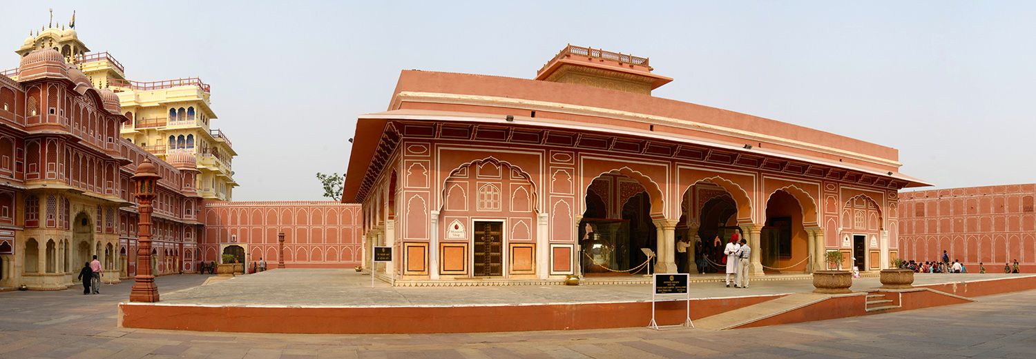 Jaipur, City Palace