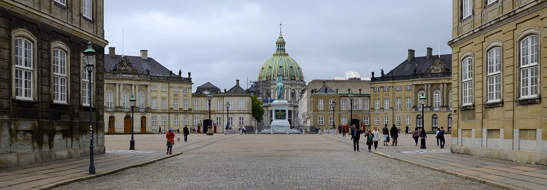 Copenhague, Amalienborg Palace