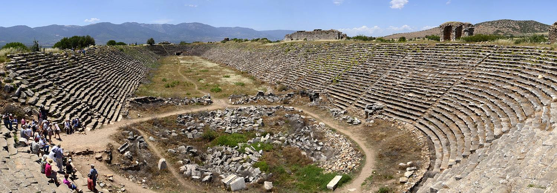 Geyre, site d'Aphrodisias