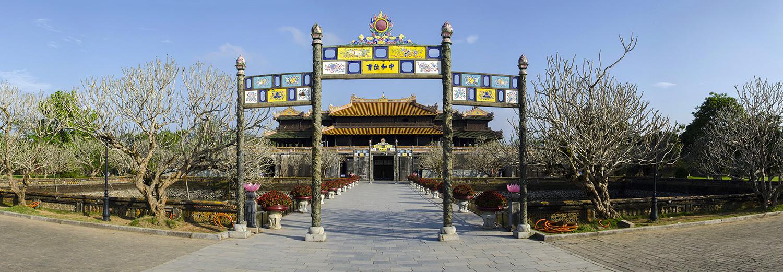 Hue, cité impériale