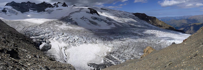 Hautes Alpes, La Grave 3200 (glacier de la Girose)