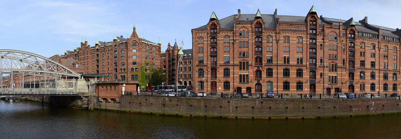 Hambourg, le port