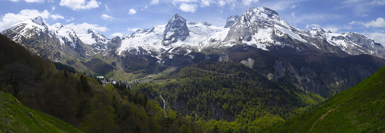 Pyrénées Atlantiques, Gourette
