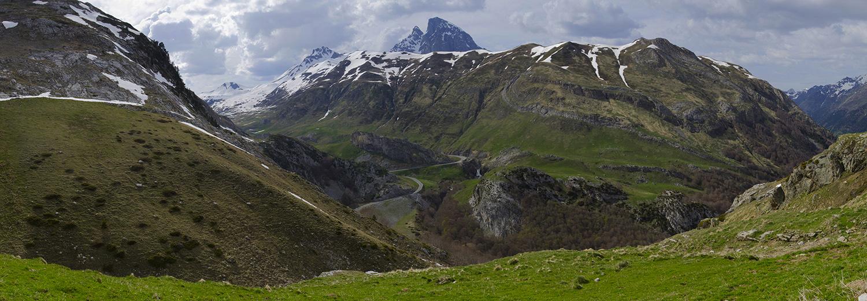Pyrénées Atlantiques, Pic du Midi d'Ossau
