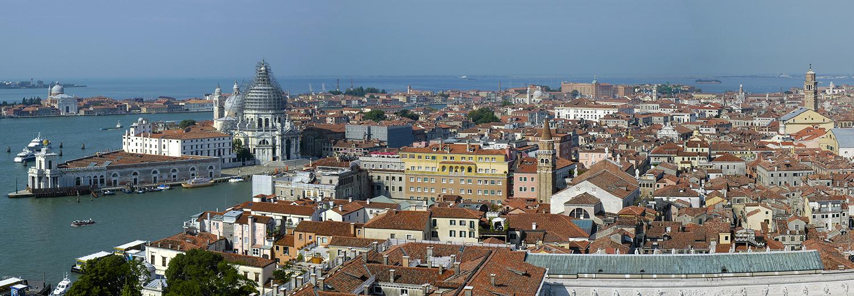 Venise, San Marco (vue Sud)