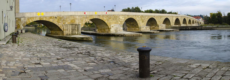 Getensburg, pont de pierre