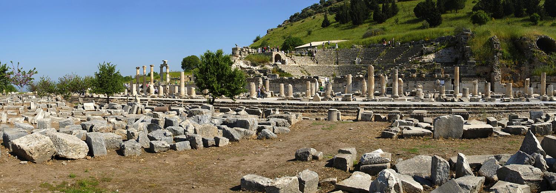 Ephèse, l'Odéon