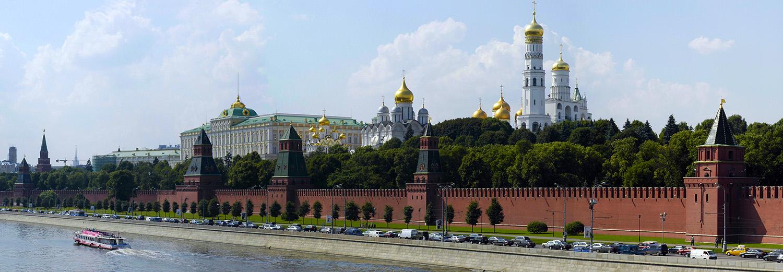 Moscou, Moscova & Kremlin