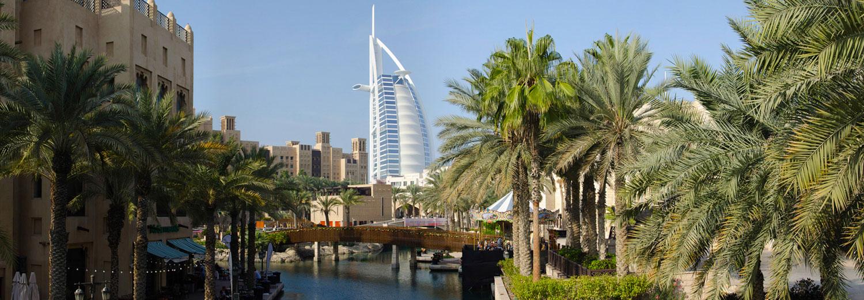 Dubaï - Burj Al-Arab