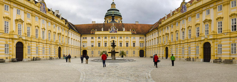 Melk, l'abbaye