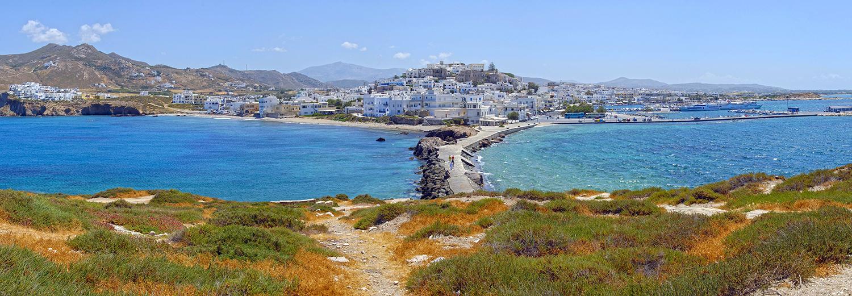 Naxos, Chora
