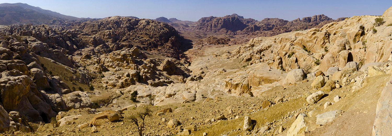 Petra, alentours