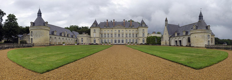 Mazé-Milon - Château de Montgeoffroy