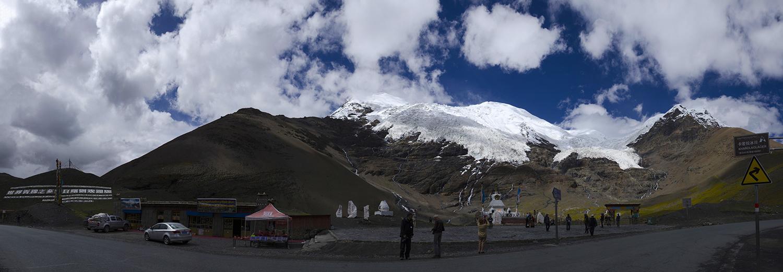 Xigere, Kharola Glacier (5560m)