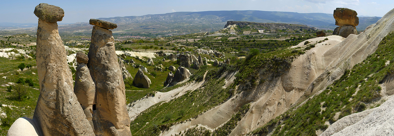 Cappadoce, Ucguzeller