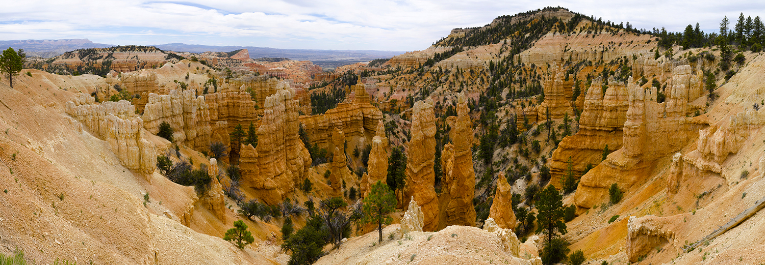 Bryce Canyon N.P., Fairyland Canyon