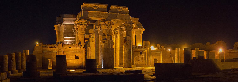 Kom Ombo, temples de Sobek et d'Haroesis