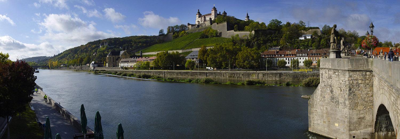 Wurtzburg, le vieux pont