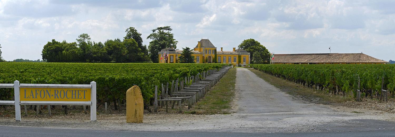 Saint-Estèphe, château Lafon-Rochet