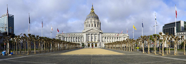 San Francisco, hôtel de ville