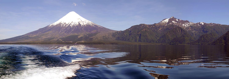 Lac Todos Los Santos, volcan Orsono