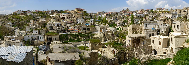 Cappadoce, Ortahisar