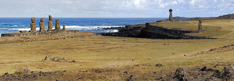 Ile de Pâques, Ahu Tahai