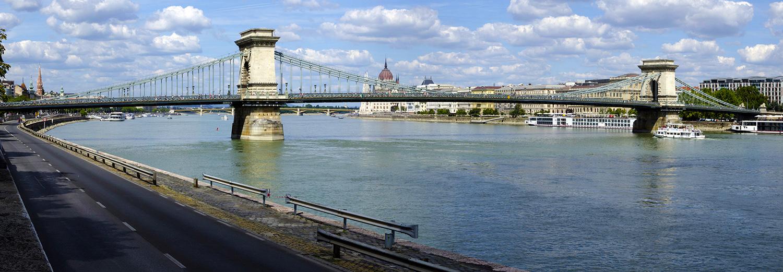 Budapest, pont des chaînes