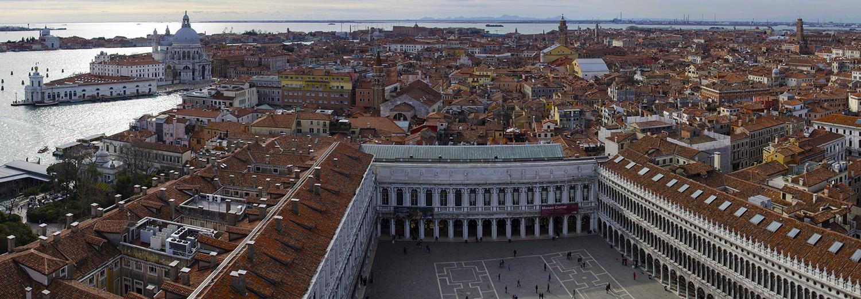 Venise, San Marco (vue Ouest)