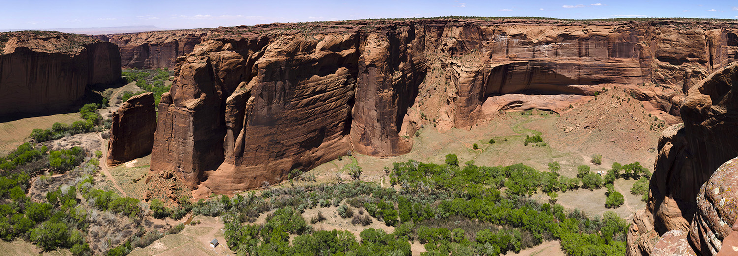 Canyon de Chelly, Sliding House Overlok