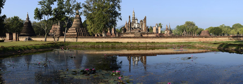 Sukhothai, Wat Mahatat