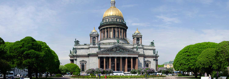 Saint Petersburg, cathédrale Saint Isaac