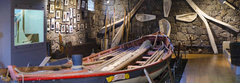Açores, Lajes do Pico (musée des baleiniers)