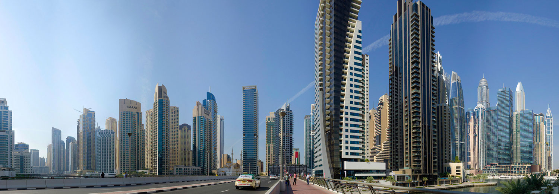 Dubaï - Marina