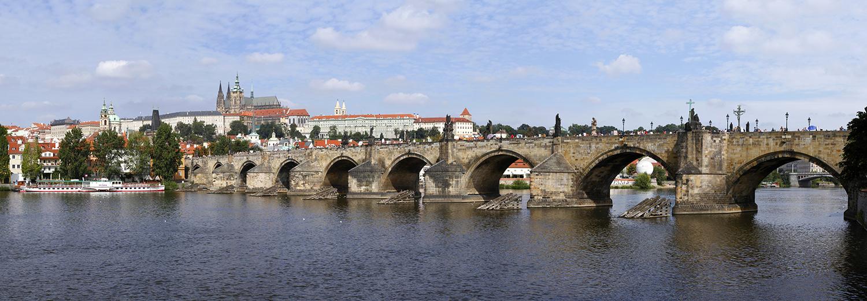 Prague, pont Charles