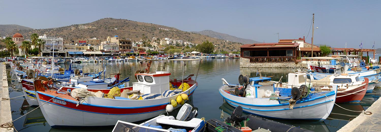 Crète, Elounda