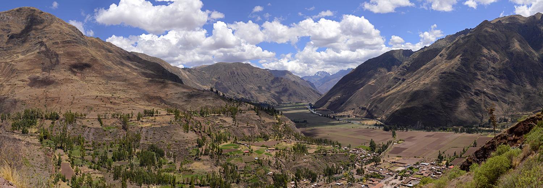 Vallée sacrée, mirador Taray