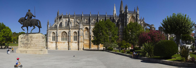 Batalha, le monastère