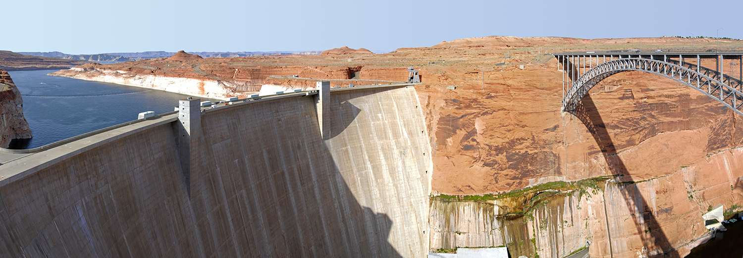Page, Glen Canyon Dam