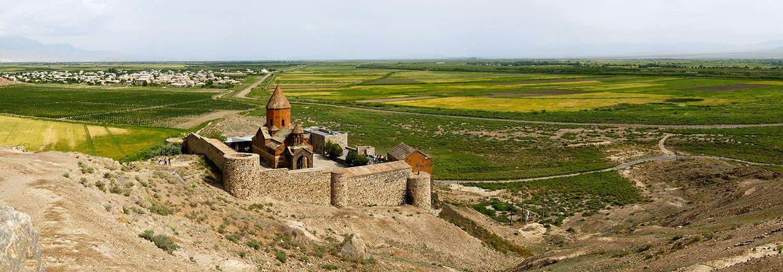 Ararat, monastère Khor Virap