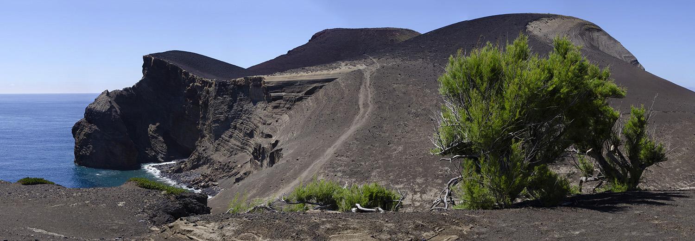 Açores, Faial (Vulcao dos Capelinhos)